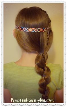 Hairstyles for girls, cute hairstyles & tutorials for waterfall braids, fishtail braids, how to french braid, dutch braid & prom hairstyles.