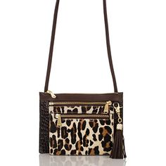 Back by popular demand! This covetable #light-weight crossbody combines three great pieces to form one chic bag. Front zip pocket detaches to change the look of ...