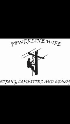 He's spending his Halloween getting everyone's power back on, thank your Lineman