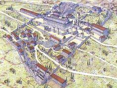 Santuario de delphos 4.-Santuarios y edificios famosos