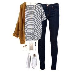 fall casual by classically-preppy