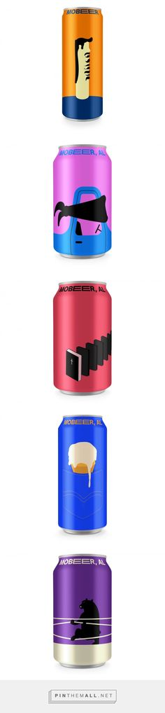 PJ Engel is on a personal mission to resurrect brewery brands daily - http://www.packagingoftheworld.com/2017/07/resurrect-series-concept.html - created via https://pinthemall.net