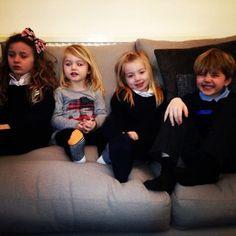 Heidi and Ben! Baby Lux, Kids, Jewelry, Fashion, Young Children, Moda, Children, Jewels, Fashion Styles