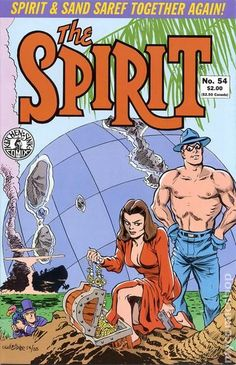 The Spirit Issue #54