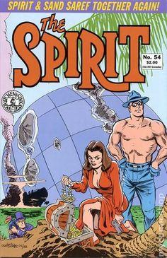 The Spirit Issue #54