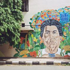 Abhishek Khanna contributed this photo to Street Art on Fleck for iOS.