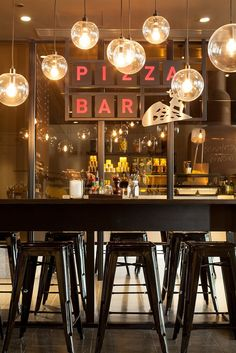 Penta Hotel Kowloon - Pizza Shop @ Ground Level