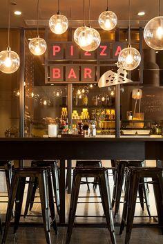 Penta Hotel Kowloon - Pizza Shop @ Ground Level