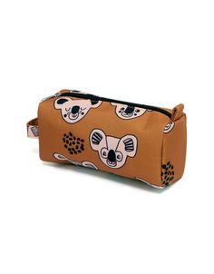 petit-monkey-pencil-case-koala-1 Shops, School Decorations, School Fashion, Back To School, Zip Around Wallet, Coin Purse, Monkey, Pencil, Parenting
