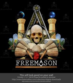 masonic freemasonry Masonic Order, Masonic Art, Masonic Lodge, Masonic Symbols, Masonic Gifts, Masonic Tattoos, Jobs Daughters, Royal Art, Eastern Star
