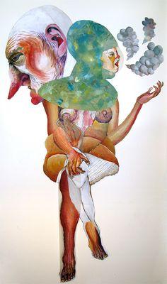 Painting - Jordan Bruner