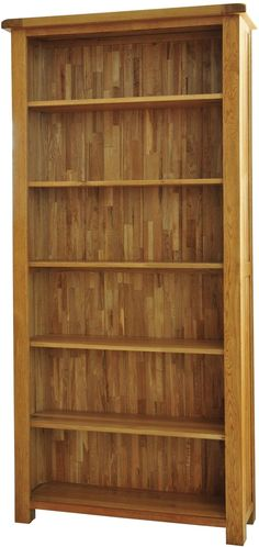 It is handcrafted using traditional furniture making techniques such as dovetailed joints and tongue and groove bases on drawers. No veneers are used whatsoever. Keep your books neat and tidy in style with this stunning solid oak large bookcase. Solid Oak Bookcase, Large Bookcase, Shelves, Living Room, Office Furniture, Range, Home Decor, Ebay, Shelving