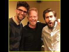 Jake Gyllenhaal Hangs Out with Jesse Tyler Ferguson & Husband Justin Mikita