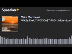 MIKEs-DAILY-PODCAST-1004-Addendum-With-Kevin (made with Spreaker)
