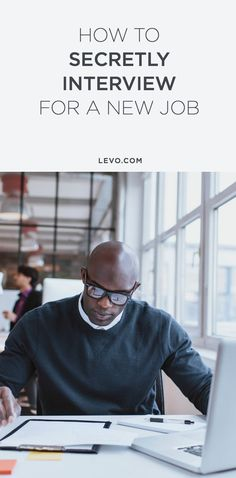 No. 3: Don't print your resume at work.// This is how you secretly interview for a job while employed. @levoleague www.levo.com