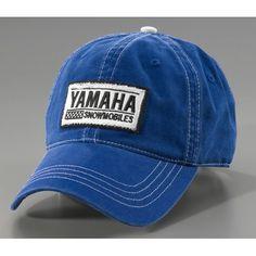 94e1854d116 Yamaha Snowmobile Patch Hat (Royal)