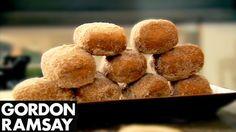 Homemade Chocolate Donuts - Gordon Ramsay - YouTube