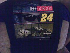 Jeff Gordon #24 NASCAR Winner's Circle T-Shirt 2007 - BRAND NEW, Size L #WinnersCircle #HendrickMotorsports