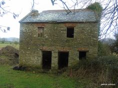 old farmhouse ruin,county donegal