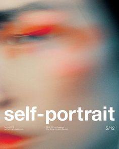 Jack Davison, Chu Wong, Self-Portrait, Spring 2018 Layout Design, Graphisches Design, Book Design, Cover Design, Print Design, Graphic Design Posters, Graphic Design Inspiration, Graphic Art, Editorial Design