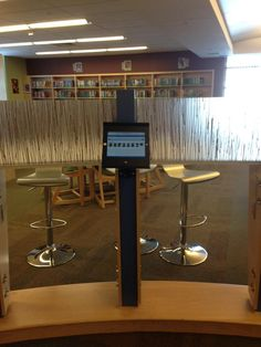 "Robin Burns on Twitter: ""Our library search station is up & ready for students to search @FollettLibrary for books in Destiny. #tlchat http://t.co/6aWjbzDTVR"""