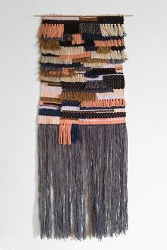 Alfombras hechas a mano Heddle & Neddle #tapestry #tapicería www.viviendochic.com