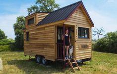 #immobilier Vivre dans une #maison sur-mesure, #écologique et prix mini, c'est possible ...!!!