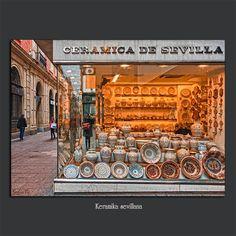 Meridiana claridad (Sofía Serra): Keramika sevillana