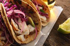 Basic Fish Tacos
