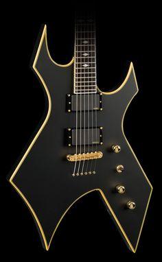 B.C. Rich Warlock Pro X Electric Guitar Shadow