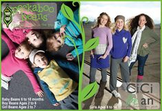 """Come find cool clothes for the active tike and tween! Definitely pass the """"sporty girl"""" fashion test in our house! @PeekabooBeans is stylin'! Come get yours at our shopping party! #ShopLocal http://thecravecompany.com/calgary/events/holiday-craveings-2012/ #yyc #Calgary"""