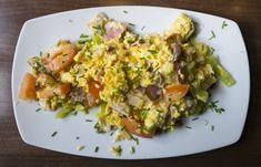 Die Wannenmacher ? gro?er Schmaus Fried Rice, Fries, Restaurant, Ethnic Recipes, Food, Amazing, Diner Restaurant, Essen, Meals