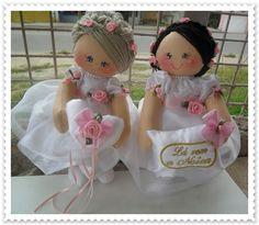 Fabrica MDF Art Country - Kit bonecas daminhas porta alianças , lá vem a noi http://www.fabricamdfartcountry.com.br/product/211383/kit-bonecas-daminhas-porta-aliancas-la-vem-a-noi