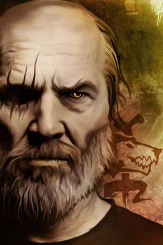 Obadiah - Hirfathra Hissu - Werewolf The Forsaken by Volkniv on DeviantArt
