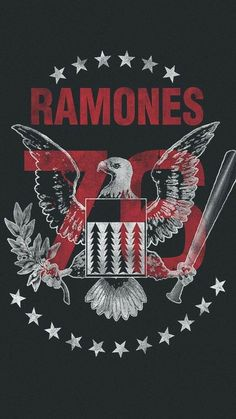 Rock And Roll, Pop Rock, Rock Chic, Glam Rock, Hard Rock, Rock Bands, Ramones Logo, Rock Band Posters, Emo Wallpaper