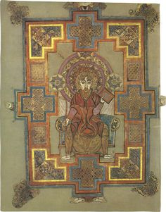 from: The Book of Kells (insular art)