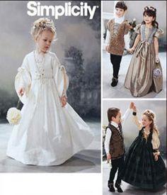 costum sew, kid idea, costum pattern, gothic costumes, costum idea