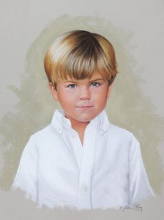Sally Gates, Classic Pastel Portraits is one of the premier pastel portrait painters in America today. Pastel Portraits, Watercolor Portraits, Portrait Photo, Portrait Art, Colored Pencil Portrait, Portrait Background, Arte Popular, Art Drawings, Drawing Faces