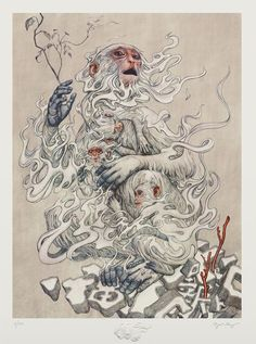 James Jean - Year of the Monkey