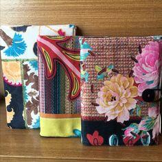 Agendas capas de tecido
