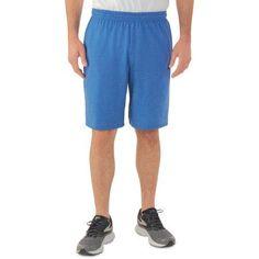 Fruit of the Loom Big Men's Knit Short, Size: 2XL, Blue