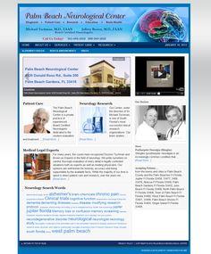 Online Marketing Strategies, Seo Marketing, Palm Beach Gardens, Research Studies, Brain Health, Medical Center, Search Engine Optimization, Portfolio Design, Social Networks
