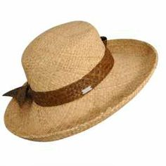 Charlotte Sun Hat - $69.00 Bretton hat by Betmar; Available at hats.com