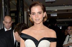 El vestido reciclado de Emma Watson