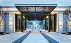 This Beautiful Model District is Raising the Quality of the Residential Market in China - Land8