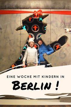 Eine Woche mit Kindern in Berlin. 7 Tage in der deutschen Hauptstadt voller toller Ideen, die allen Spaß machen werden. #deutschland #familienreise #städtereise