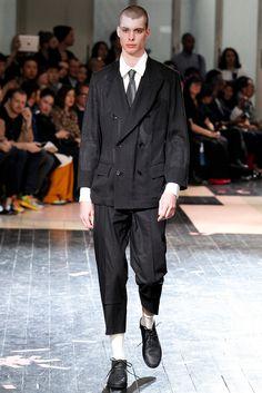 Yohji Yamamoto Spring 2014 Menswear - Collection - Gallery - Style.com