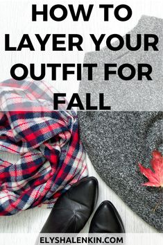 If you don't know how to match clothes to create layered outfits, these style tips will help! This is especially helpful if you have a lot of garments in your closet, but putting your clothing into cohesive looks doesn't come natural. These stylist secrets will show you how to create a stylish, layered outfit for fall so you have less stress when getting dressed, and you feel more confident in what you wear. Layered Outfits, Everyday Casual Outfits, Wool Overcoat, Sweater Layering, Layered Look, Matching Outfits, Get Dressed, Confident, What To Wear