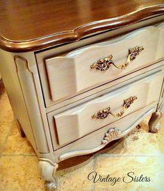 Dresser Refinish, Repainting Furniture, Transforming Furniture, Furniture Repair, Refurbished Furniture, Upholstered Furniture, Paint Furniture, Upcycled Furniture, Shabby Chic Furniture