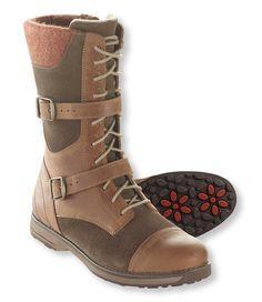 Women's Park Ridge Casual Lace-Up Boots